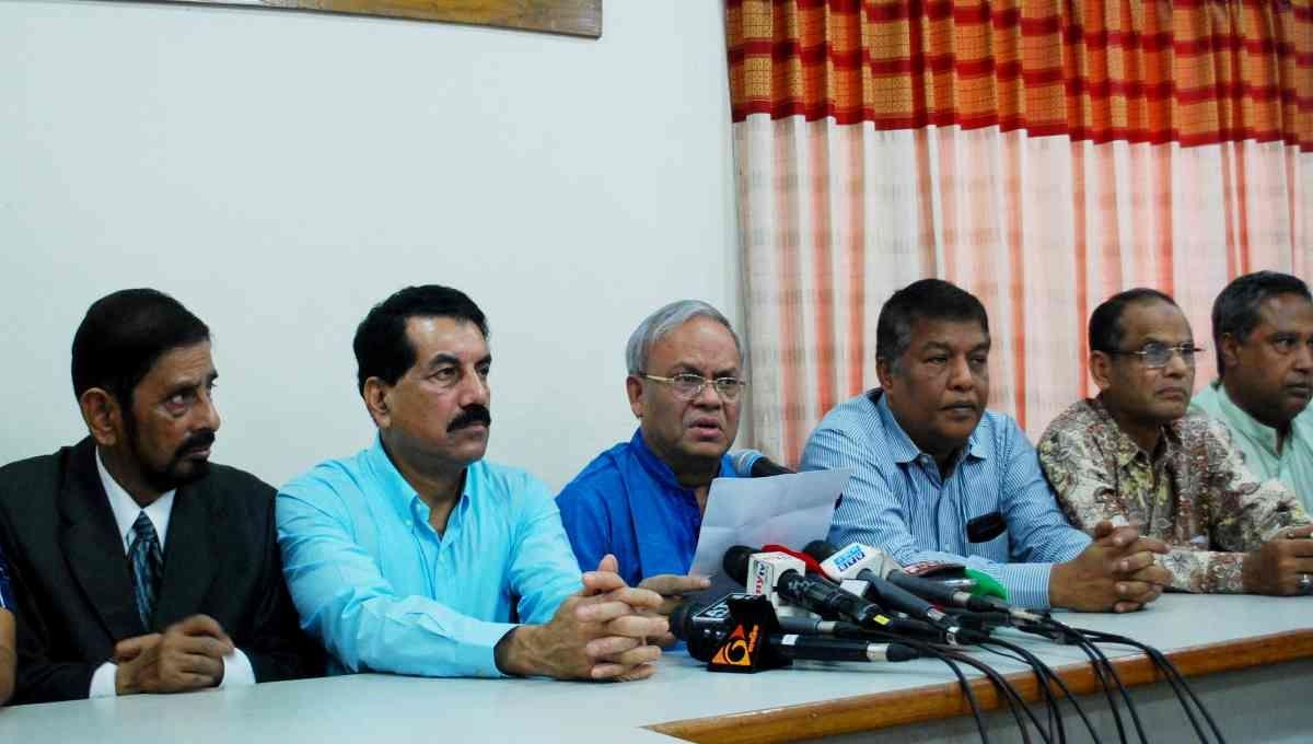 20-party Alliance still intact, claims Rizvi