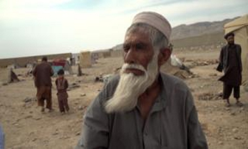 Afghan drought 'displacing more people than Taliban'