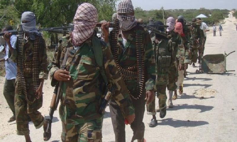 Image result for Five al-Shabab militants surrender to Somali gov't