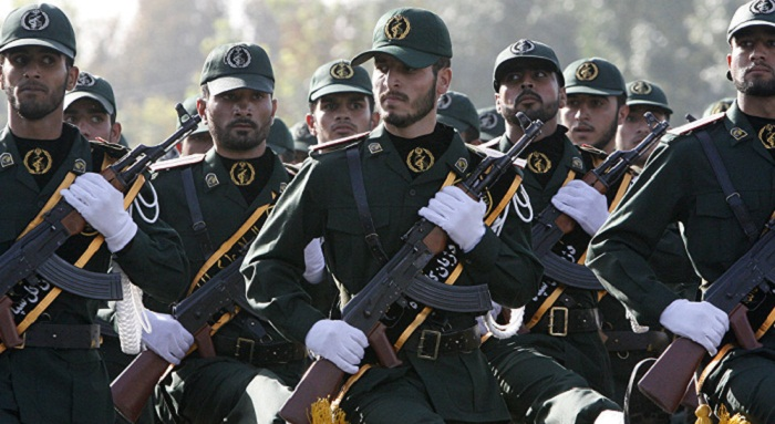 US announces sanctions on key Iranian paramilitary force