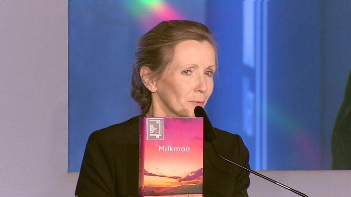 Anna Burns wins 2018 Man Booker Prize