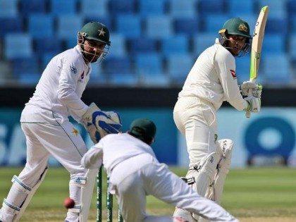 Pakistan 144-2 at close, lead Australia by 281