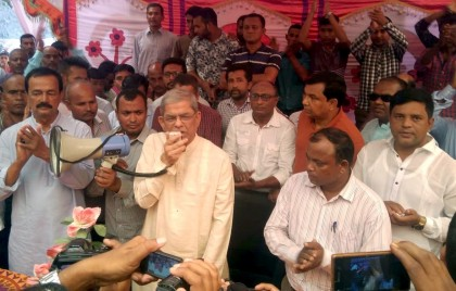 Jatiya Oikya Front will restore people's voting rights: Fakhrul