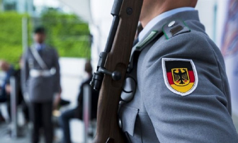Why is Germany beefing-up its military?