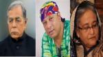 President Hamid, PM Hasina mourn death of Ayub Bachchu
