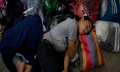 Migrants moving again in Guatemala, Trump targets Democrats