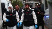 Turkish police search Saudi consul's residence