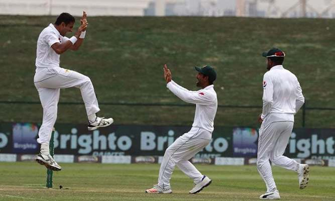 Abbas' demolition act helps Pakistan clinch series win over Australia