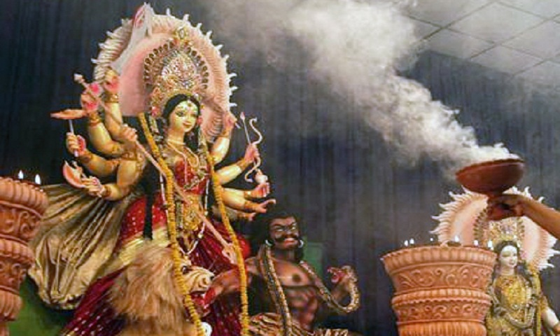 Bijoya Dashami celebrated