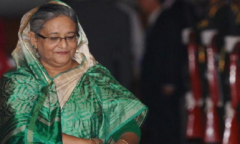 Prime Minister Hasina performs Umrah