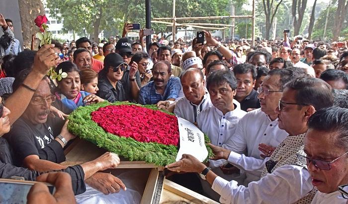 Ayub Bachchu demise big loss for country: Obaidul Quader