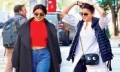 Priyanka Chopra met Alia Bhatt in New York