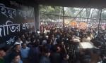 People paying last tributes to Ayub Bachchu