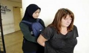 British woman held in Malaysia accused of killing husband