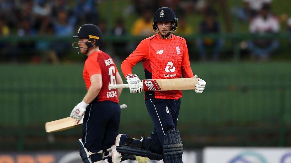 England beat Sri Lanka in fourth ODI to win series