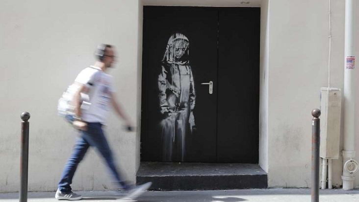 Banksy admits shredding stunt didn't go as planned