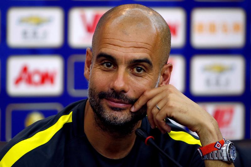 Discarding Joe Hart was difficult decision, admits Pep Guardiola