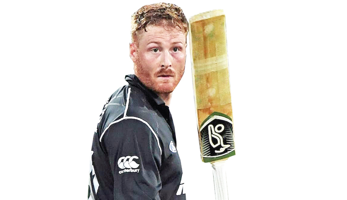 Guptill out of Pakistan series with calf injury
