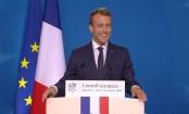 Brexit: France's Macron makes English faux pas over visas