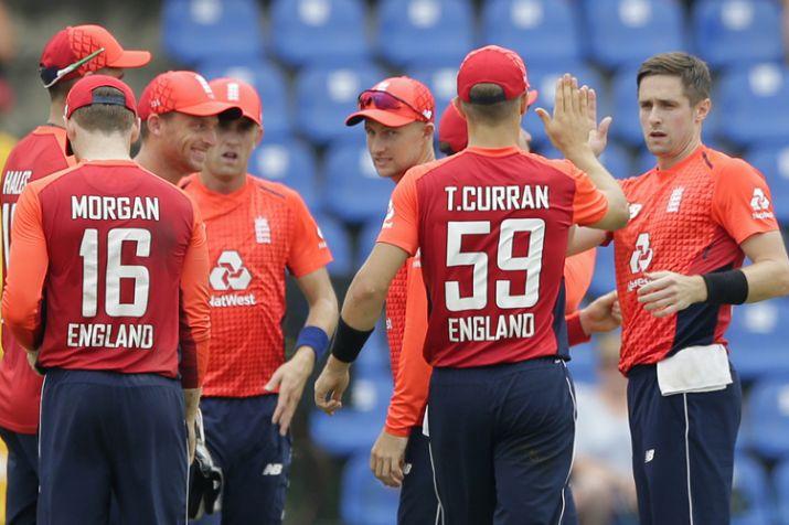 Sri Lanka set England 274 to win 4th ODI