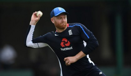 England's Bairstow out of fourth ODI after injury