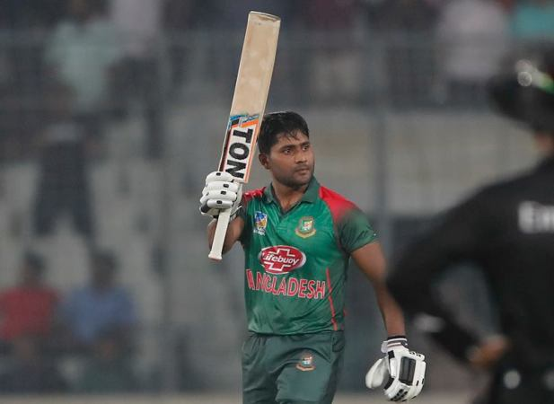 First ODI: Imrul Kayes scores career best 144
