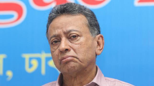 BNP leader Amir Khosru sent to jail in ICT case