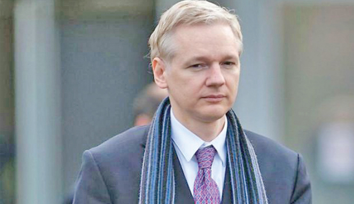 Assange sues Ecuador for violating 'basic rights'