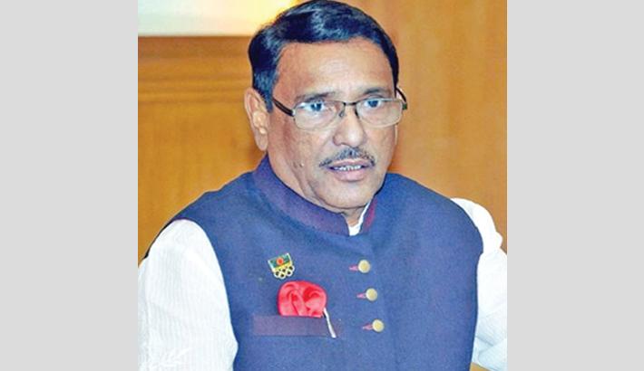 Dialogue not  necessary,  says Quader