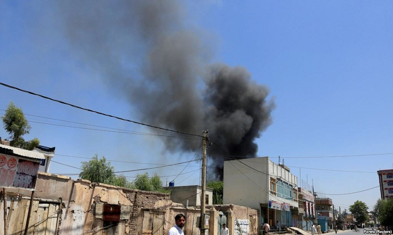 Roadside bomb kills 11 in Afghanistan