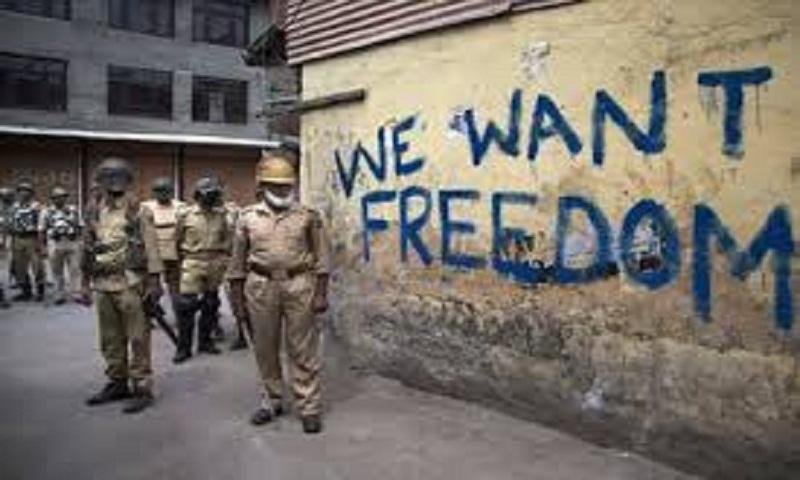 3 rebels killed in Kashmir, 35 hurt amid anti-India clashes