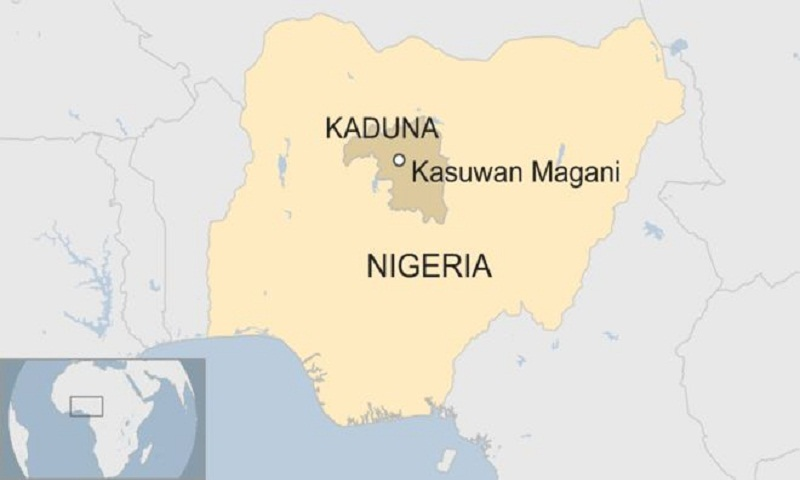 Nigeria's Kaduna state: 55 dead after row at market
