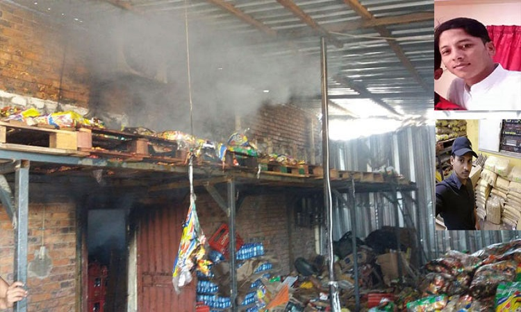 Four Bangladeshis killed in South Africa fire