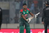 Imrul Kayes 144 leads remarkable Bangladesh revival