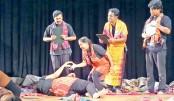 100th show of Tringsha Shatabdee