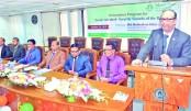 IBBL holds training programme
