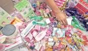 Fake cosmetics flood market