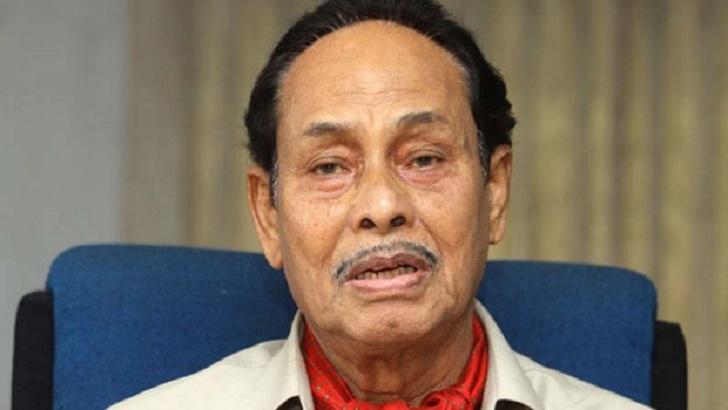 Jatiya Party Chairman H M Ershad admitted to Dhaka CMH