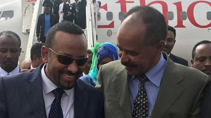 Ethiopia inks peace deal with separatist group