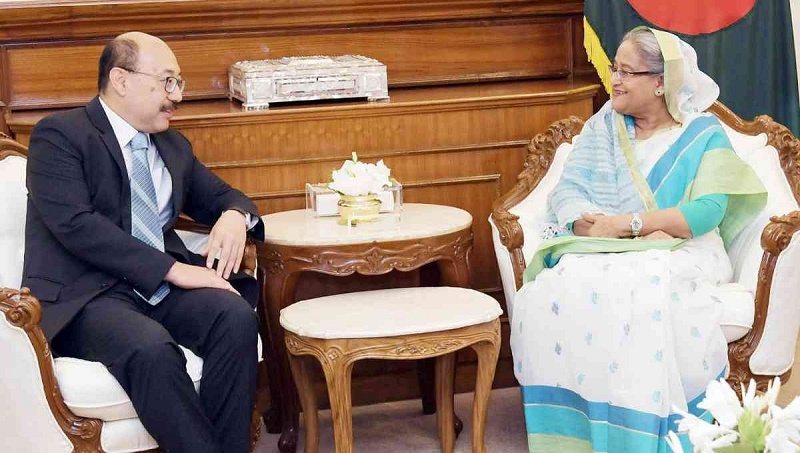 Indian High Commissioner meets Prime Minister