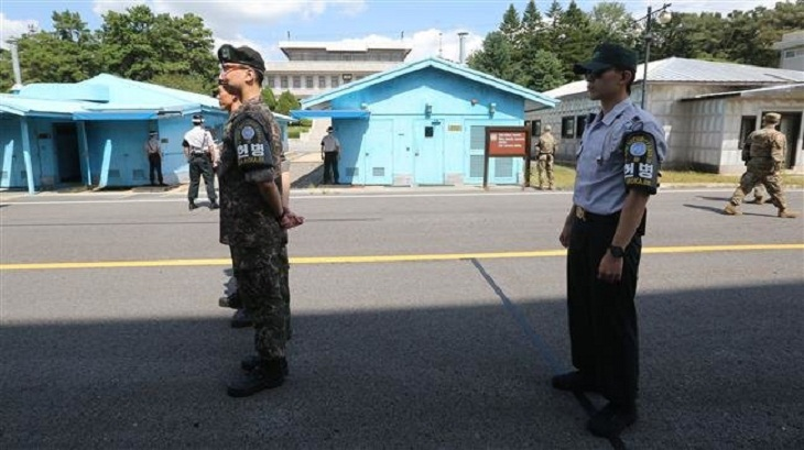 Koreas, UN Command agree to demilitarise part of border