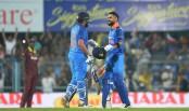 Kohli, Sharma tons demolish West Indies by 8 wickets