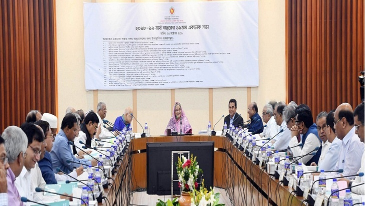 Ecnec approves 21 projects involving Tk 19,779 cr