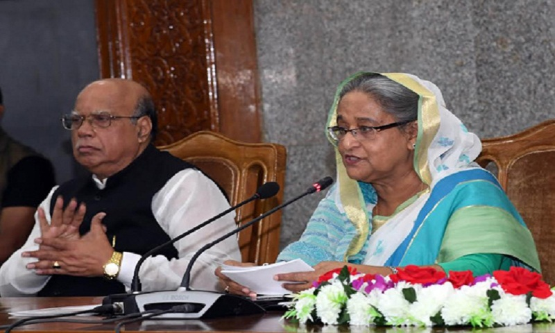 Govt. plans to construct DMCH's another unit: Prime Minister Hasina