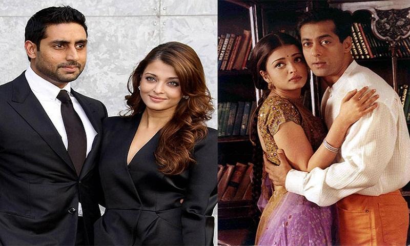 Salman Khan and Aishwarya Rai starrer is Abhishek Bachchan's favourite romantic film