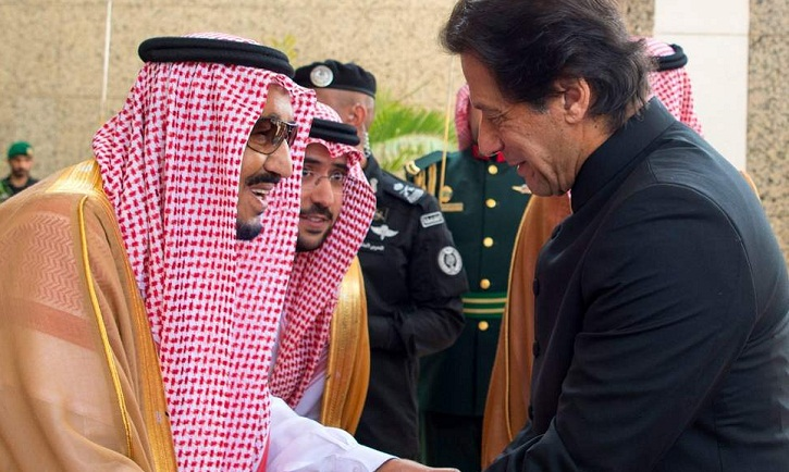 Saudi Arabia pledges $3 billion to support Pakistan