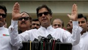 Pakistani PM Khan vows to hold peace talks with India