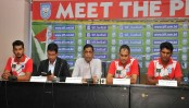 Bangladesh U-15 booters to fly Nepal Tuesday