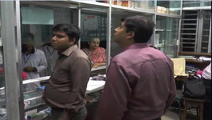 Gonoshasthaya Pharmaceuticals' antibiotic section sealed off