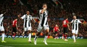Juventus too good for Manchester United on Ronaldo's return